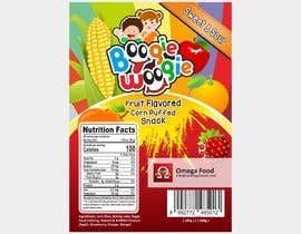 #15 for Need a label for a corn puff product af aangramli