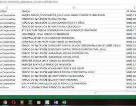 #43 for Data Entry PDF to Excel af MohamadReda