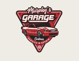 #149 untuk Company logo for Murphy's Garage LLC oleh Alinawannawork