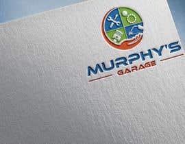 #147 untuk Company logo for Murphy's Garage LLC oleh firstdesignbd