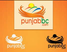 #110 para Logo Re-design for punjabbc.com por rashedhannan