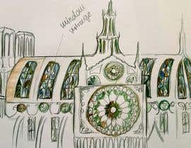 #82 for How would you rebuild the Notre-Dame Cathedral? by DiMagi