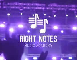 #105 untuk Create a logo for a music teaching business oleh Proshantomax