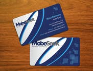 Graphic Design Contest Entry #136 for Business Card Design for MobeSeek