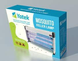 #36 untuk Create Print and Packaging Designs: Mosquito Killer UV Lamp oleh atidoria