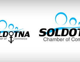 #35 untuk Logo Design for Soldotna Chamber of Commerce oleh aswanthlenin