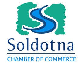 #37 untuk Logo Design for Soldotna Chamber of Commerce oleh carodevechi5