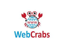 #34 for I need a logo design for website development company. Company name: Web Crabs. Need attractive and colourful logo for digital agency. by king271997