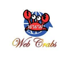 #39 for I need a logo design for website development company. Company name: Web Crabs. Need attractive and colourful logo for digital agency. by Asykinikin