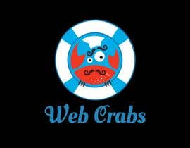#46 for I need a logo design for website development company. Company name: Web Crabs. Need attractive and colourful logo for digital agency. by rubiya786