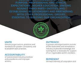 #114 untuk Create a membership informational flyer oleh nishupal87