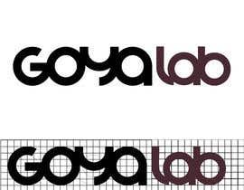 #40 para logotipo GOYA Lab por arazyak