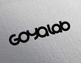 #27 para logotipo GOYA Lab por rubellhossain26