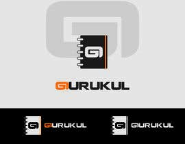 "#38 for Need a logo for a NOTEBOOK brand with name ""GURUKUL"" af era67"