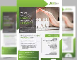 #29 cho PROFESSIONAL FLYER FOR LIFE INSURANCE COMPANY bởi creativesharmin