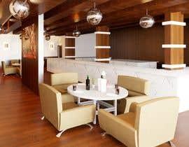 #34 para 3D interior Design of a Restaurant / Butcher Shop total de nouralhusban