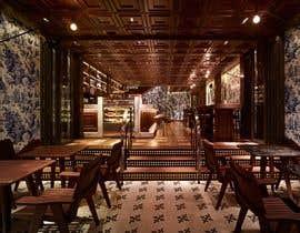 #31 para 3D interior Design of a Restaurant / Butcher Shop total de MDSUMONSORKER