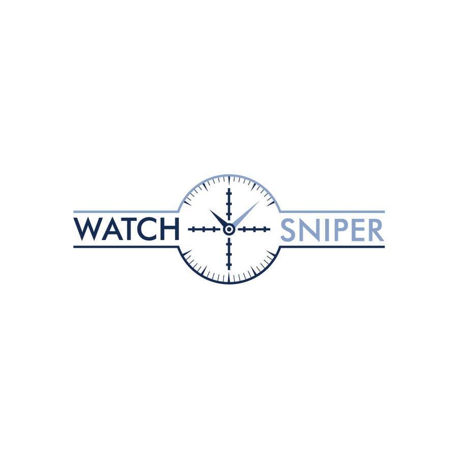 """Konkurrenceindlæg #27 for Design a logo for """"WatchSniper"""""""