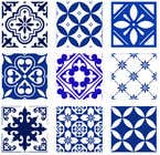 Graphic Design Konkurrenceindlæg #6 for Tile and ceramic designer