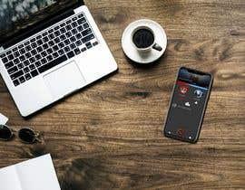 Nro 26 kilpailuun App Snapshot on Phone Templates for marketing käyttäjältä Sabs07