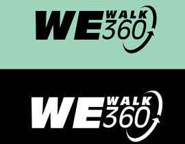 #441 for WEWALK360 Logo by baburono
