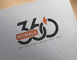 #588 for WEWALK360 Logo by dewanmohammod