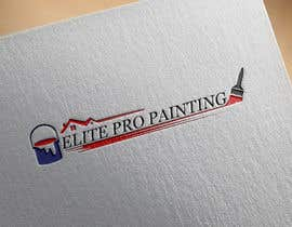 "Nro 17 kilpailuun hi everyone, I have a residential and commercial painting business In northeast usa,I am looking for a logo that combines a house and the company's name ""elite pro painting "" .would be great to have samples from modern and vintage style käyttäjältä sohan98"