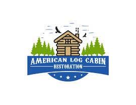 #29 for Logo Design for American Log Cabin Restoration by ZakTheSurfer