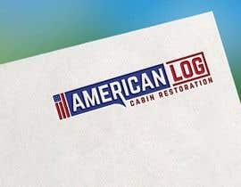 #11 for Logo Design for American Log Cabin Restoration by golddesign07