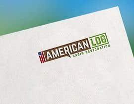 #26 for Logo Design for American Log Cabin Restoration by golddesign07