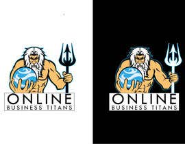 #50 for Create an EPIC ancient god logo for Internet Marketing Titan by deatharg