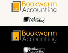 nº 11 pour Logo Design for Bookworm Accounting par CGSaba