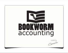 #6 untuk Logo Design for Bookworm Accounting oleh Crussader