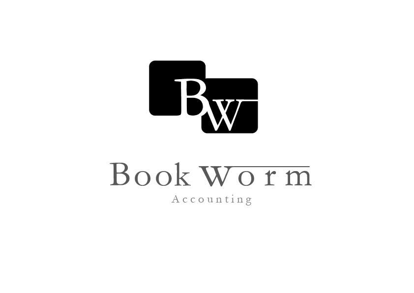 Contest Entry #                                        5                                      for                                         Logo Design for Bookworm Accounting