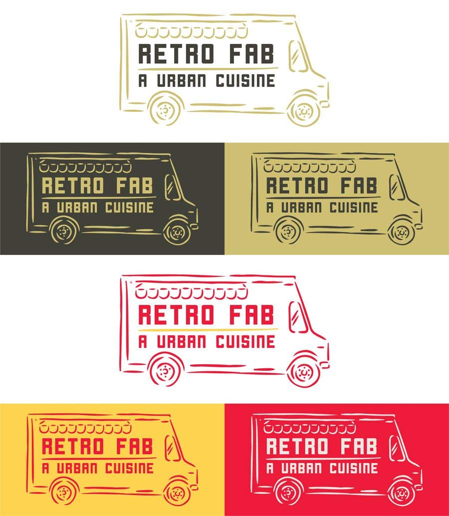 Konkurrenceindlæg #2 for Create A Logo - Food Truck Creator