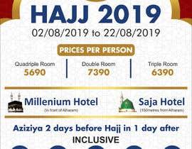 Nro 41 kilpailuun New Flyer Hajj 2019 (Belgium) käyttäjältä FarooqGraphics