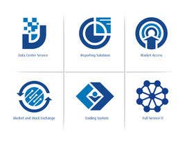 #8 cho 6 Icons for IT Company bởi pjison