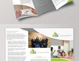 Nro 5 kilpailuun Design a Brochure käyttäjältä ChiemiDesigns