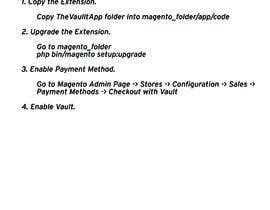 Nro 3 kilpailuun Make an Installation PDF - Need Fast käyttäjältä Trucko
