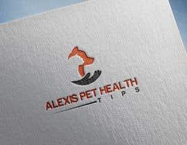 #15 para I'm looking for a custom logo for my Pet Blog Site - Alexis Pet Health Tips por shawon497319