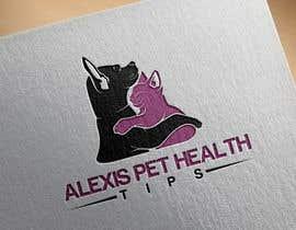 #24 para I'm looking for a custom logo for my Pet Blog Site - Alexis Pet Health Tips por shawon497319