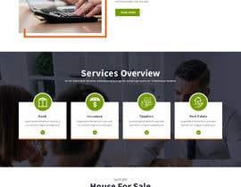 #33 для Design homepage for website bank/insurance/real estate company от saidesigner87