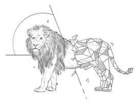 nº 6 pour Handdraw a Lion in the same style as other designes par kaushalyasenavi