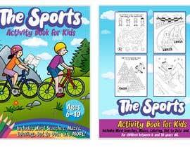 #32 untuk Sports Activity Book Cover (6-10) oleh nubelo_KWkEGS0j