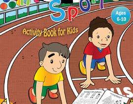 #27 untuk Sports Activity Book Cover (6-10) oleh SvetaVeryovkina