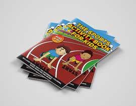 #29 untuk Sports Activity Book Cover (6-10) oleh jaydeo