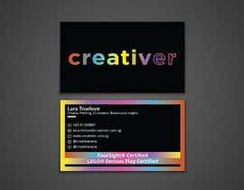 #49 для New business card, graphic element needed от Mijanurdk