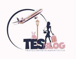 #519 for Logo For Travel Entertainment & Style Blog af neda28