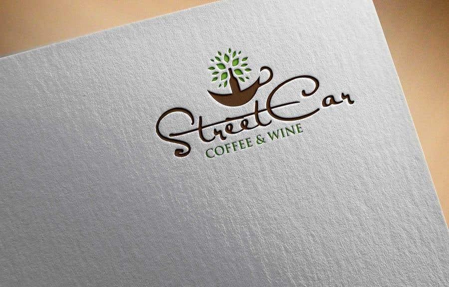 Конкурсная заявка №123 для StreetCar Coffee & Wine, Logo Design