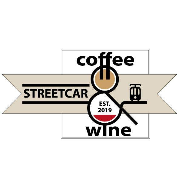 Конкурсная заявка №126 для StreetCar Coffee & Wine, Logo Design
